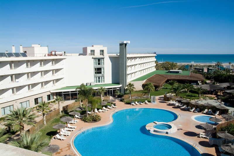 Pack Mit Hotel In Canet Motogp Valencia Motogp Spanien